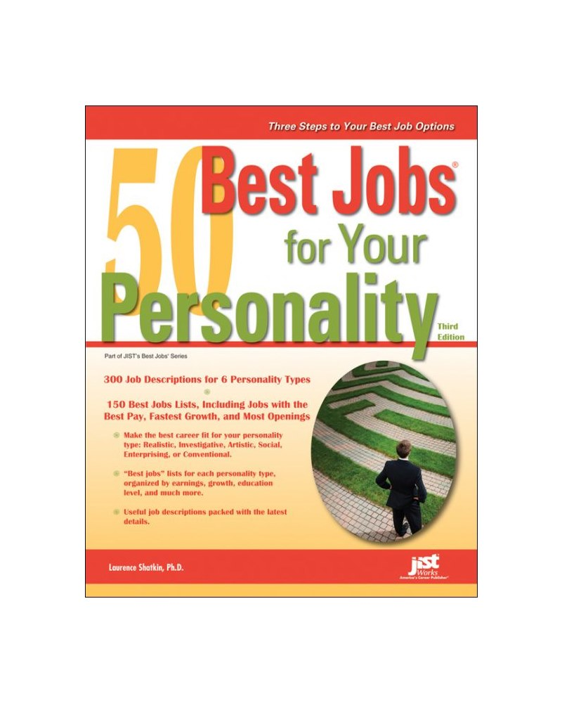 50 Best Jobs for Your Personality