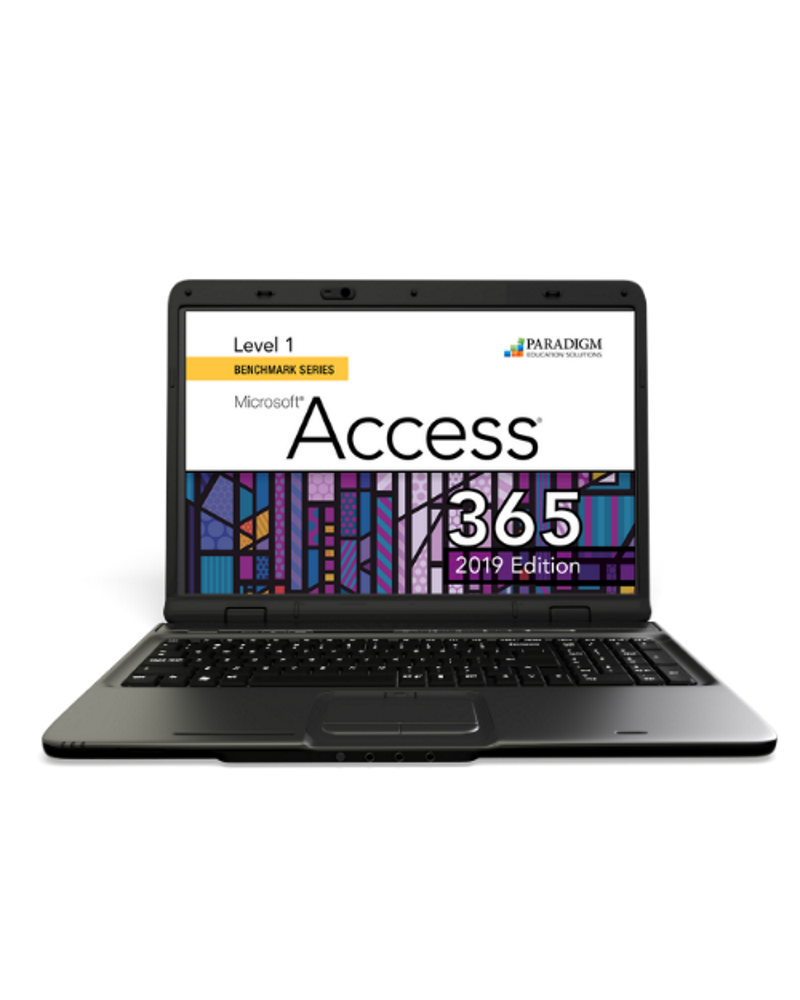 Cirrus for Benchmark Series - Microsoft Access 365 - 2019 Edition - Level 1