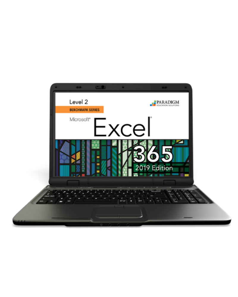 Cirrus for Benchmark Series - Microsoft Excel 365 - 2019 Edition - Level 2