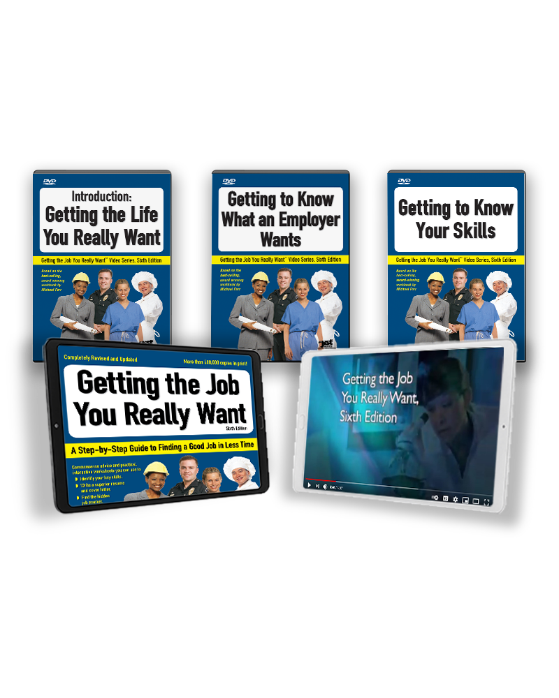 Getting the Job You Really Want Video Series