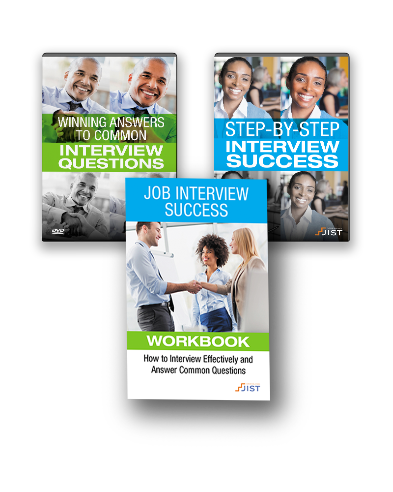 Interview Success Multimedia Package