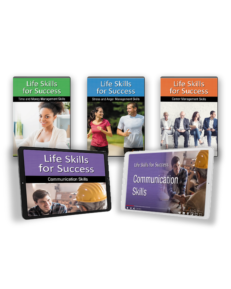 Life Skills for Success Four-Part Video Series