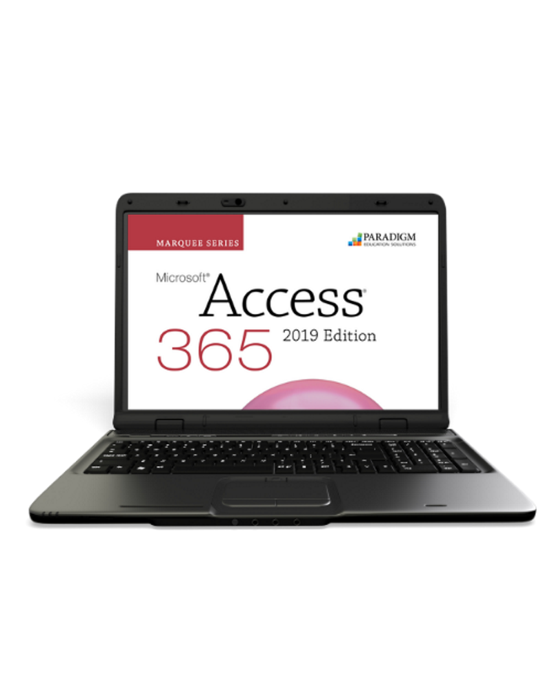 Cirrus for Marquee Series - Microsoft Access 365 - 2019 Edition