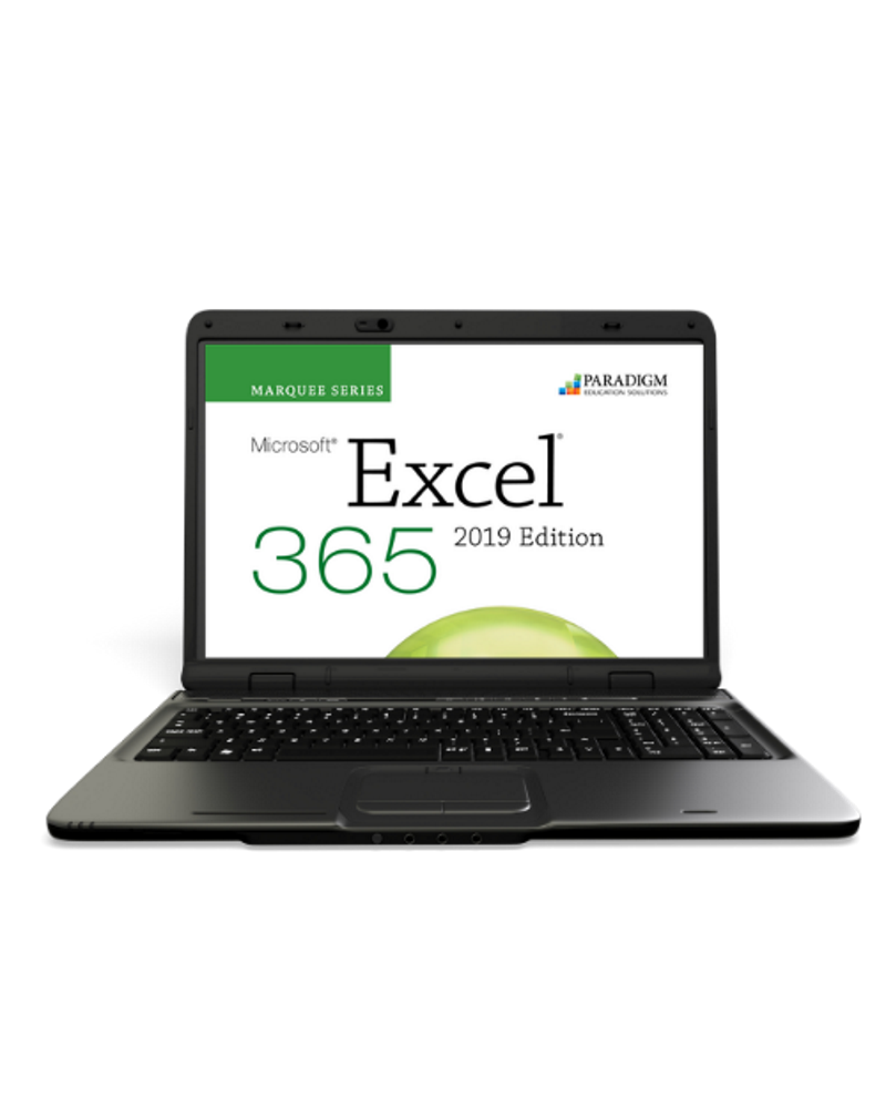 Cirrus for Marquee Series - Microsoft Excel 365 - 2019 Edition