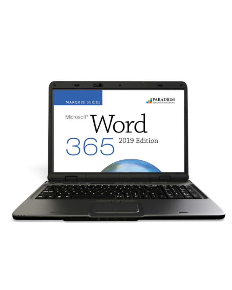 Cirrus for Marquee Series - Microsoft Word 365 - 2019 Edition