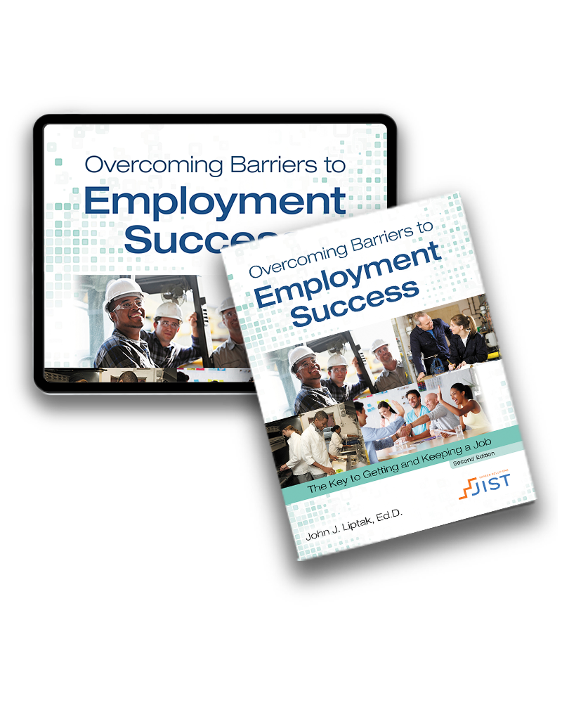 Overcoming Barriers to Employment Success workbook