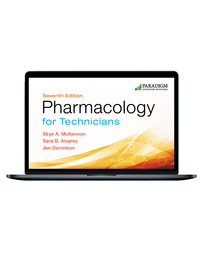 Cirrus for Pharmacology for Technicians