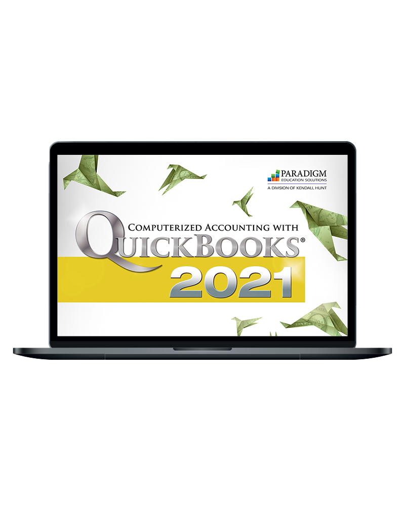 Cirrus for Computerized Accounting for QuickBooks 2021