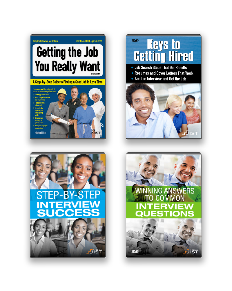 Career Readiness Video Library Package