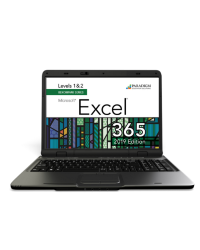 Cirrus for Benchmark Series - Microsoft Excel 365 - 2019 Edition - Levels 1 & 2