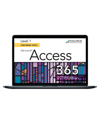 Cirrus for Benchmark Series: Microsoft Access 365/2019 Level 1