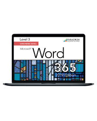 Cirrus for Benchmark Series: Microsoft Word 365/2019 Level 3