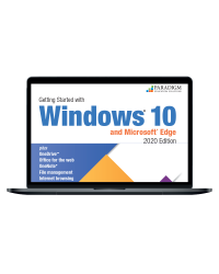 Cirrus for Getting Started with Windows 10 and Microsoft Edge, 2020 Edition