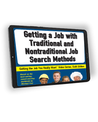 Getting a Job: Traditional and Non-Traditional Job Search Methods