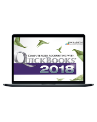 Computerized Accounting with QuickBooks 2018 and SNAP