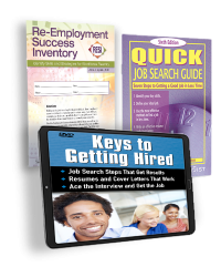 Re-Employment Success Package