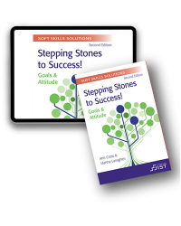 Soft Skills Solutions, Second Edition: Stepping Stones to Success! Goals & Attitude