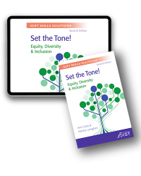 Soft Skills Solutions, Second Edition: Set the Tone! Equity, Diversity & Inclusion
