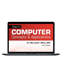 Cirrus for COMPUTER Concepts and Applications Microsoft Office 365/2019