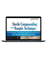 Sterile Compounding and Aseptic Technique and Navigator+
