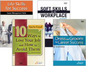 Career Success Video Library Package - - access code delivered via email - 1-year license from time of activation