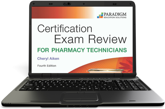 Certification Exam Review For Pharmacy Technicians EBook